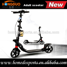 oxelo town 9 big 200mm wheel hot sale adult 2 wheel scooter