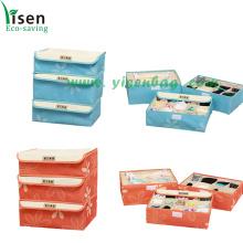 Moda casa decoração caixas organizador (YSOB06-014)