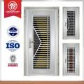 Entrada principal porta dupla porta de segurança porta de entrada de entrada principal porta de aço