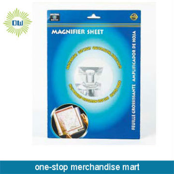 magnifier sheet on sale hot model