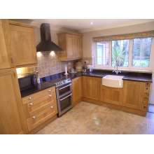 2015 Wood Kitchen Cabinet Home Furniture (GLOE208)