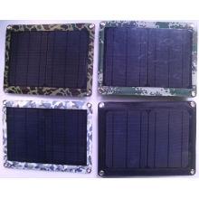 Paquet pliable de sac de chargeur de livre électrique solaire d'iPad de téléphone portable de 5W avec la certification de Ce