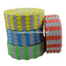 JML1334 Kitchen appliance raw material of dish sponge raw material to make sponge scourer