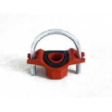Ductile Iron U Bolted Saddle