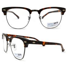 2015 New Design Half Glasses Acetate Frame (BJ12-074)