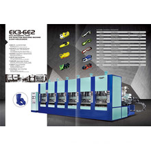 EVA Slipper Injection Moulding Shoe Machine