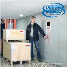 Buena calidad Elevador de carga de mercancías