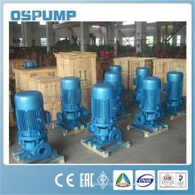 Installation de pompe à eaux usées série GW opération à faible bruit
