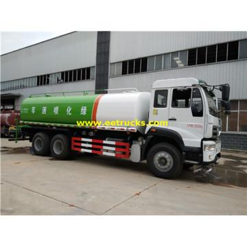 SINOTRUK 16 Ton Sprinkler Water Trucks