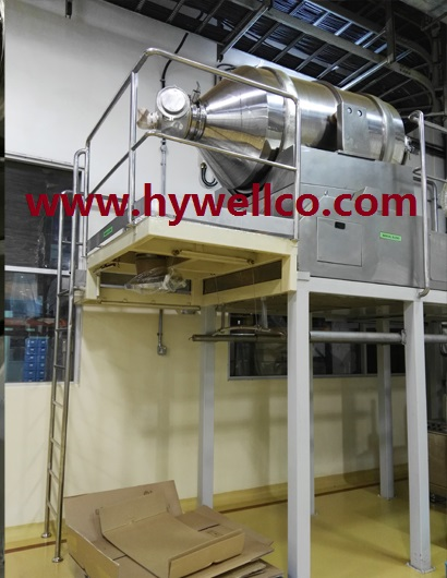 Dried Particle Mixing Machine