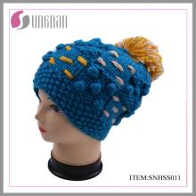 Sombrero de invierno de mujer de moda de invierno
