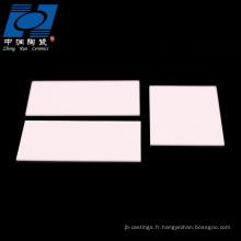 substrat céramique al2o3 électrique