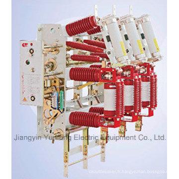 YFZRN-24 AC Hv sous vide charge interrupteur avec fusible sûr et facile