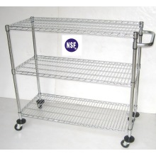 NSF Supermarket Promotion Cart Trolley Wire (CJ-A1212R)