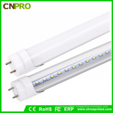 4FT 18W LED Tube Light with PF0.97 CRI>80 1800lm