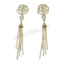 Gets.com zinc alloy tassel long necklace