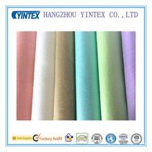 Cosiendo la tela de algodón sólida clasificada del arco iris 8 para las materias textiles caseras