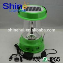 Lanterna led solar, garantia de comércio lanterna solar design compacto para camping