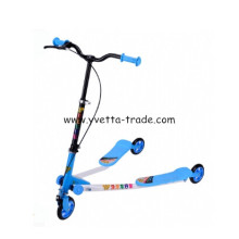 Scooter Speeder avec roue PU 125 mm (YV-L302S)