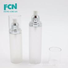 Garrafa de plástico de 50 ml com garrafa de plástico com cabeça de pulverização