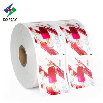 Ice Cream Packaging Roll Stock Packaging Film