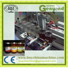 Máquina automática de llenado de atascos de botellas de vidrio