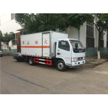 Strong power 113hp high-speed Blasting equipment transporter