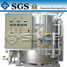 Установка для декомпозиции аммиака для термической обработки