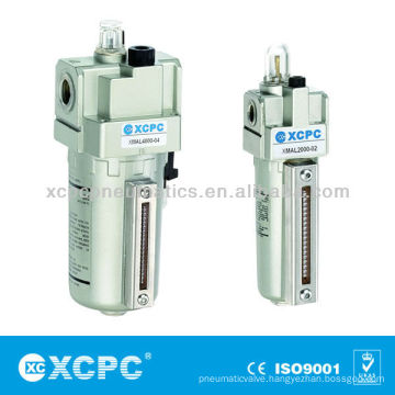 Air Source Treatment-XMAL series Lubricator-Air Filter Combination-Air Preparation Units
