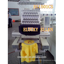 2015 domestic single head commercial /shop / home embroidery machine(EG1501CS )