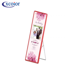 P2.5 LED Advertising Poster Screen for Display Indoor