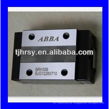 Montagem alta Original ABBA BRH35B Bloco de trilho linear