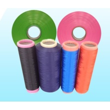 High Quality 100% Nylon Silk Yarn Crochet Textile Yarn