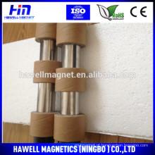 Barra magnética de separador de neodímio permanente