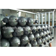Wrapped Fiber Glass Composite Gas Cylinders