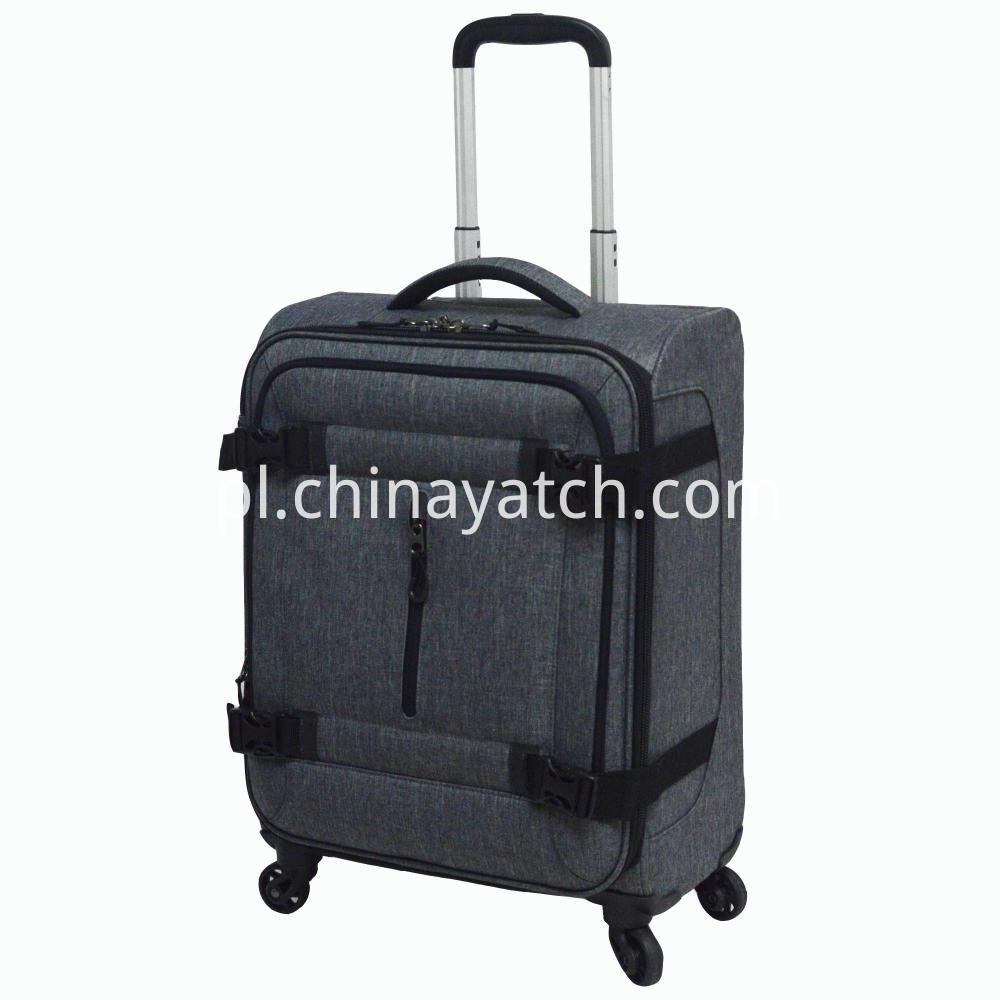 New Fabric Soft Luggage
