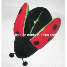 Plüsch Schuhe Gefüllte Tiere Spielzeug Plüsch Hausschuhe (TF9722)
