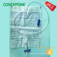 2000ml Disposable Urine Bag, Urine Collection Bag