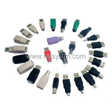 USB A to Mini B 5-Pin Data Cable Adapter Male/M MP3 DC usb adapter