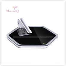 Échelle de poids électronique en verre de New-Design de 0.2kg-180kg (30 * 30 * 25cm)