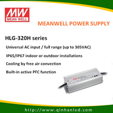 IP65 320W LED Power Supply Driver (Meanwell HLG-320H)