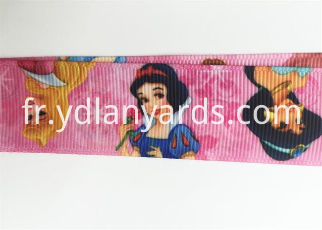 Dye Sublimation Lanyards details