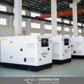 Powered by UK engine 1103A-33TG1, super silent power plant 40kva diesel generator 32kw price