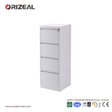 Orizeal 4 Drawer Filing Cabinet with Anti Tilted Lock (OZ-OSC019)