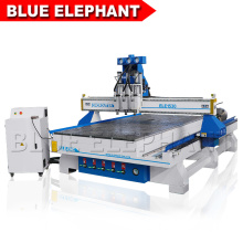 Multi-Purpose CNC Router with 4 Axis Rotary CNC Engraving Machine 1530
