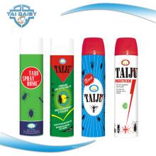 Atacado Inodoro ou perfume personalizado Insecticida de alta qualidade spray