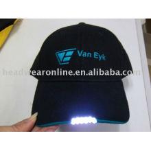 Baseball Caps mit LED-Leuchten