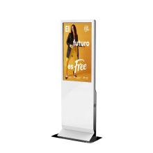 43 inch indoor standalone Android LCD media advertising player digital signage touch screen
