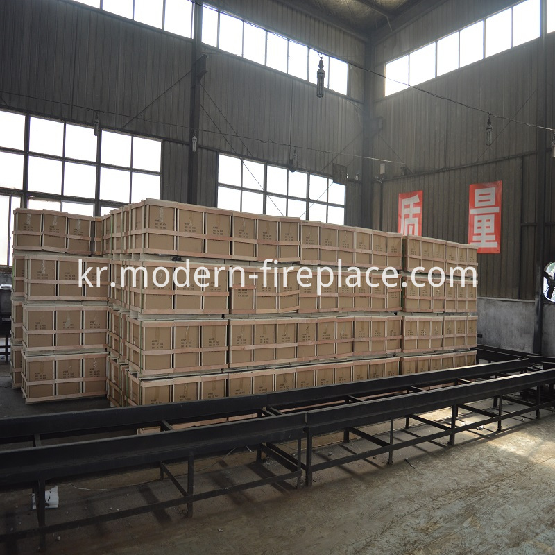 150mm Chimney Steel Plate Fireplace