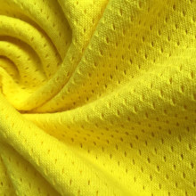 Low MOQ for Ethnic Jacquard Knitting Fabric Jacquard mesh hole cotton fabric export to India Supplier